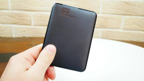 Western Digital Elements Portable 2Tb USB 3.0