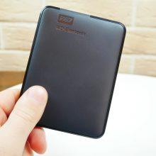 Обзор на HDD Western Digital Elements Portable 2Tb USB 3.0